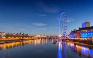 10 любопитни факта за Лондонското око
