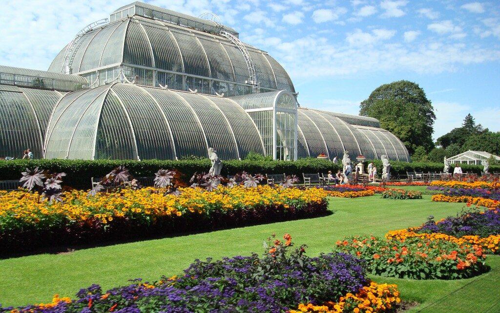 10-те най-известни ботанически градини в света