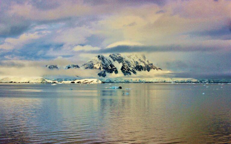 10 истории за Антарктида
