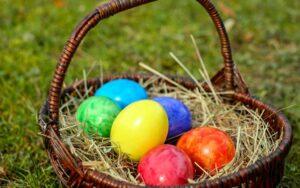 10 легенди, свързани с боядисването на яйца