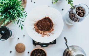 10 ползи от утайката от кафе