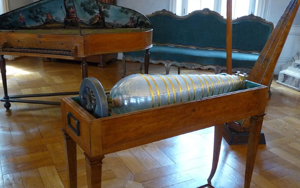 10 от най-странните музикални инструменти в света