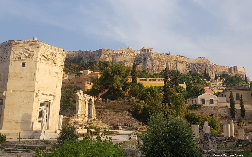 10 места, които да посетим в Атина