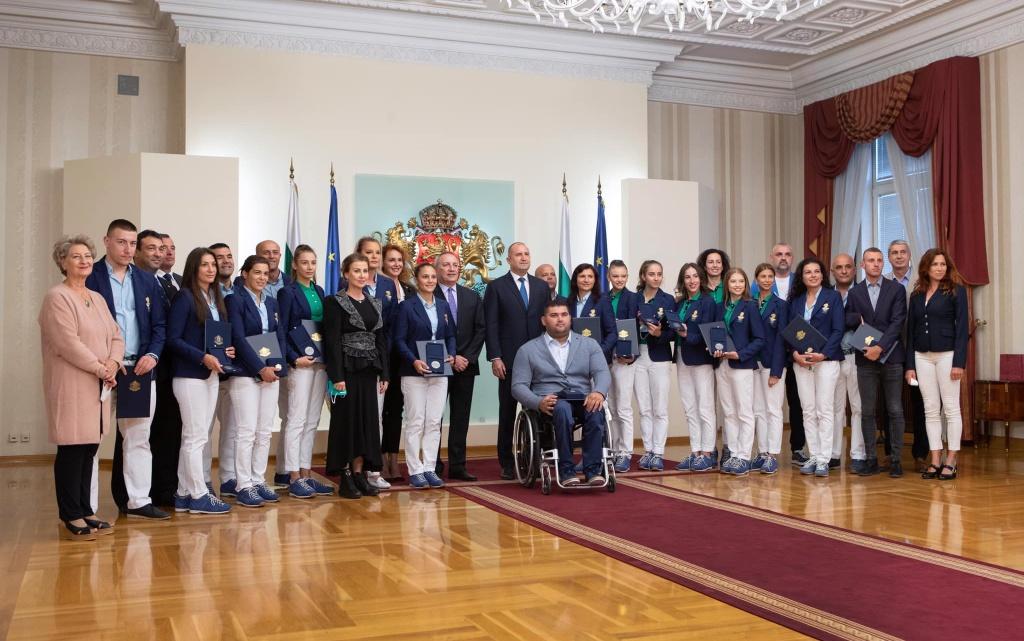 10-те български медалистки от олимпийските игри в Токио 2020